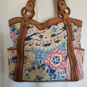 Fossil Multi Color Shoulder bag